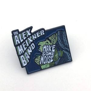 Hat Pin Make Some Noise Cover Amb