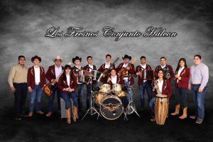 Los Fresnos Conjunto Halcon Varsity Picture 2018