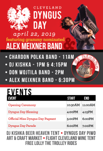 2019 Dyngus Day Cleveland Flyer