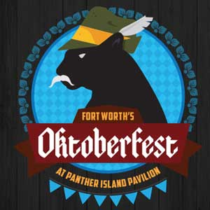 Fort Worth Oktoberfest Logo