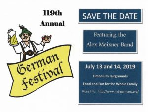Md German Festival 2019