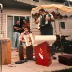 Backyard Bandstand