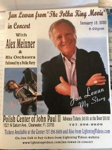 Jan 18 2020 Pope John Paul Center
