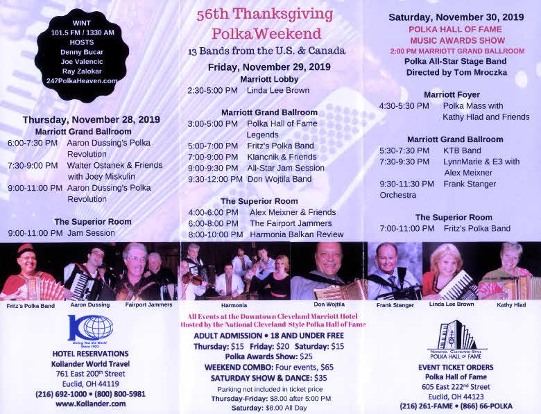 Cleveland Thanksgiving 2019