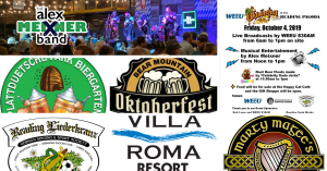 Northeast Oktoberfest 2019