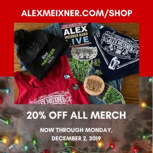 ALEXMEIXNER.COM SHOP