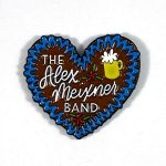 Cookie Lebkuchen Hat Pin Alex Meixner