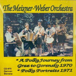 Meixner Weber Orchestra Polka Journey Polka Portraits Cd