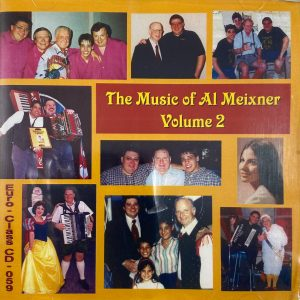 Music Of Al Meixner Volume 2 Cd