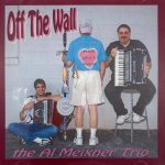Off The Wall Al Meixner Trio Cd