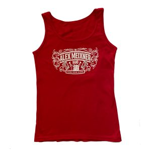 Red Msn Womens Tank