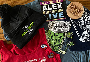 End Of 2019 Alex Meixner Band Merch