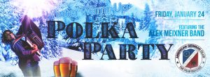 Winter Polka Party Alex Meixner 2020 FB Cover