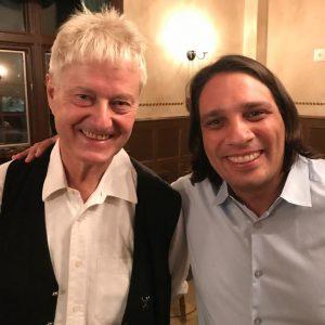 Alex Meixner and Rudi Pietsch