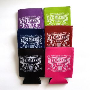 Msn Koozies Colors