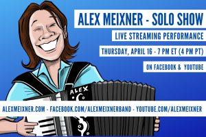 live Stream Alex Meixner 4 16 20