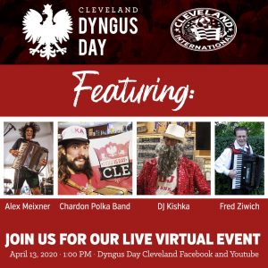 Dyngus Day Cleveland Online