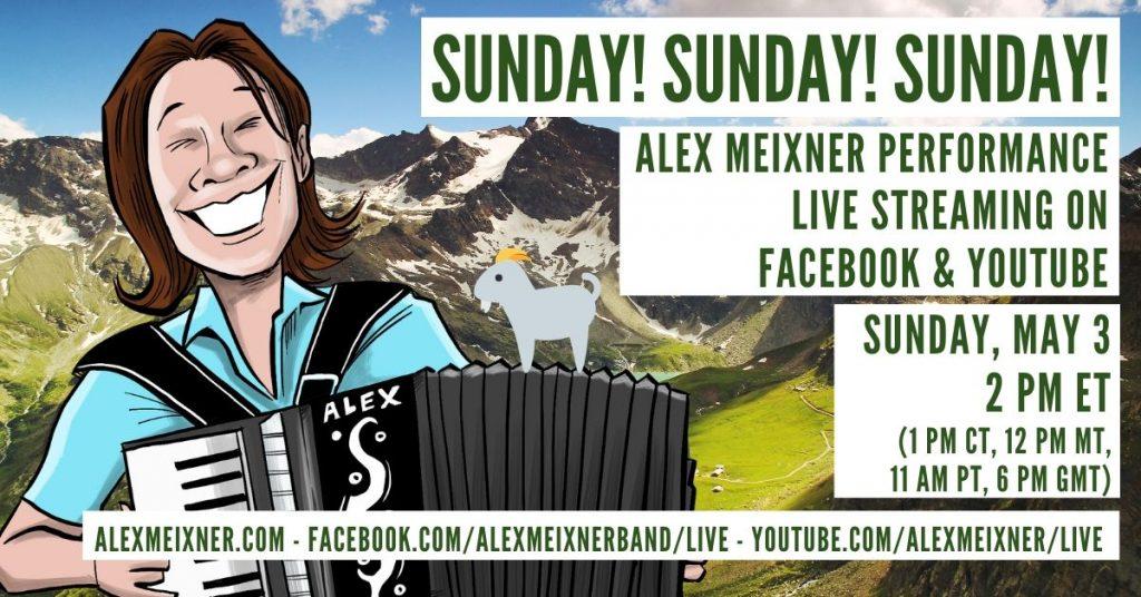 Live Stream Alex Meixner 5 3 20