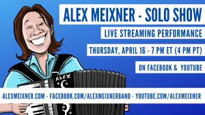 Live Stream Alex Meixner 4 17 20
