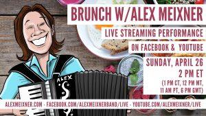 Live Stream Alex Meixner 4 26 20