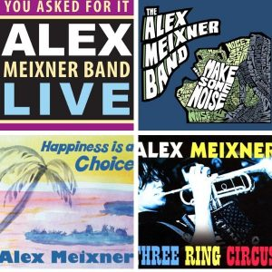Alex Meixner Cd Category
