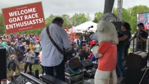 Alex Meixner Band Sly Fox Goat Race