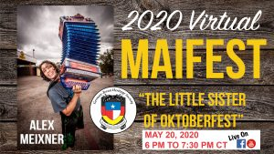 German Texan Heritage Society Maifest 2020 Live Stream