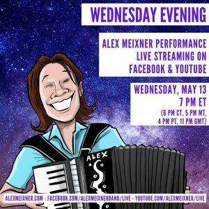 Instagram Live Stream Alex Meixner 5 16 20
