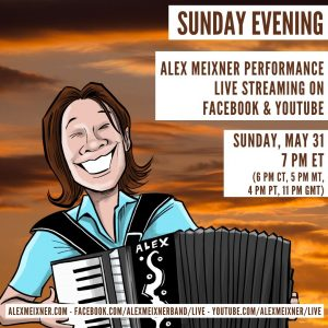 live Stream Alex Meixner 5 31 20