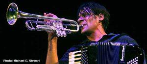 Alex Meixner trumpet & accordion