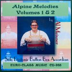 Alpine Melodies 1 2 Al Meixner Cd