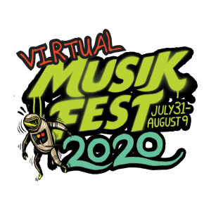 Musikfest 2020 Virtual Logo