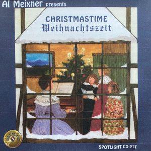 Weihnachtszeit Christmas Time Al Meixner Cover