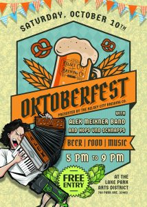 Kelsey Brewing Oktoberfest 2020