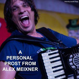 Personal Prost Alex Meixner
