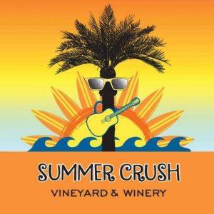 Summer Crush Winery Logo