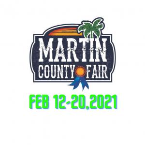 Martin County Fair Logo 2021