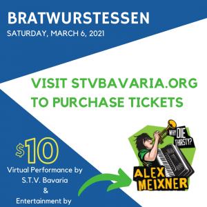 Bratwurstessen 2021 Alex Meixner Band Stv Bavaria