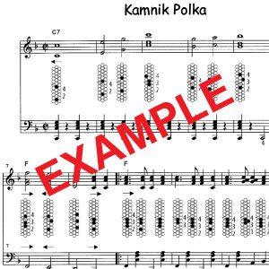 Button Box Karaoke Example 2