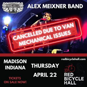 Cancelled Red Bicycle