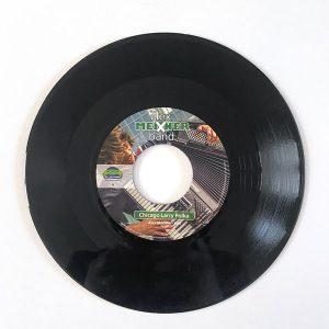Vinyl Disk Chicago Larry