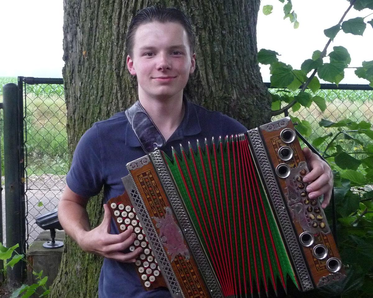 Christiaan Bodewits Accoridon