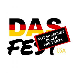 DASFEST PRE PARTY