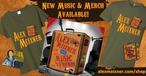 Music With My Friends Music Merch